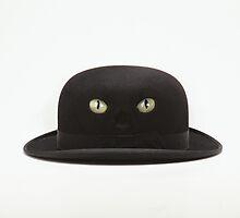 Black Cat Hat by Kitty Bitty
