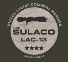 USS Sulaco by jcharlesw