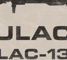 USS Sulaco Sticker