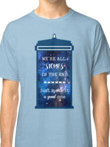 Doctor who - Stories Classic T-Shirt