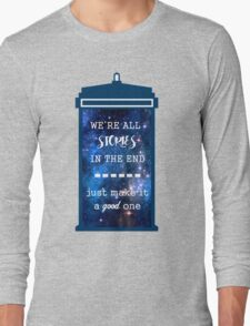 Doctor who - Stories Long Sleeve T-Shirt