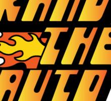 Grand Theft Auto (First, Original Logo) Sticker