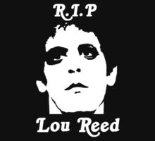 R.I.P Lou Reed by TOH5