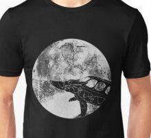 Cat bus moon Unisex T-Shirt