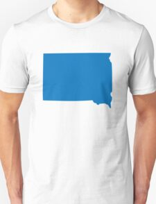 South Dakota USA State T-Shirt
