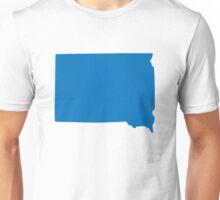 South Dakota USA State Unisex T-Shirt