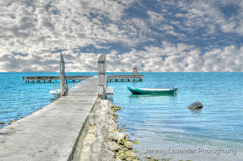 Gas Station is Open in Punta Gorda - Belize, Central America by Jeremy Lavender Photography