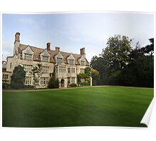 Anglesey Abbey Poster