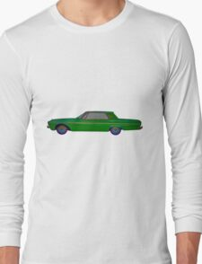 1963 Plymouth Fury Long Sleeve T-Shirt