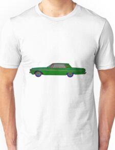 1963 Plymouth Fury Unisex T-Shirt