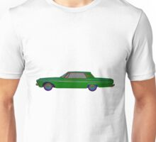 1963 Plymouth Fury Unisex T-Shirt