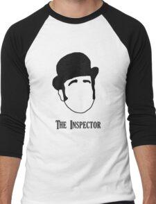 Tee: Inspector Edmund Reid Men's Baseball ¾ T-Shirt