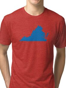Virginia USA State Tri-blend T-Shirt