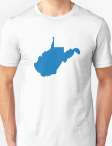 West Virginia USA State T-Shirt