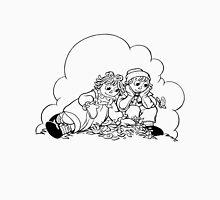 Summertime Raggedy Ann & Andy Unisex T-Shirt