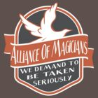 Alliance of Magicians by johnbjwilson