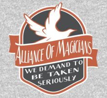 Alliance of Magicians Kids Clothes