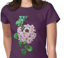 COMPACTA Hoya Womens Fitted T-Shirt