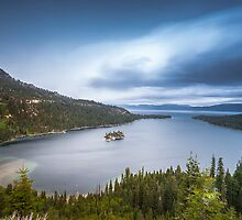Emerald Bay by Raj Golawar