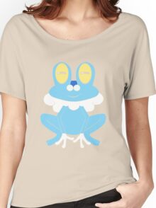 Pokemon Froakie Women's Relaxed Fit T-Shirt