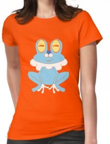 Pokemon Froakie Womens Fitted T-Shirt