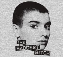 Sinead O'Connor: The Baddest Bitch by bendito