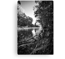 a knee up Canvas Print