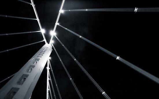 Bay Bridge Eastern Span by Raj Golawar