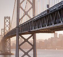 Bay Bridge by Raj Golawar