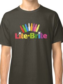 Lite Brite- Retro Toys Classic T-Shirt