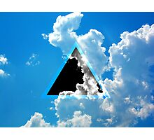 Void in the Sky Photographic Print