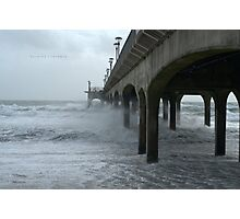 """"""" Weather The Storm """" (Limited Edition Of 50) Photographic Print"""