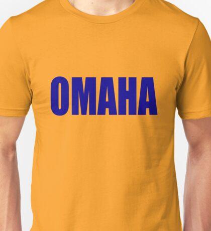 Peyton Manning - Snap Count - OMAHA Unisex T-Shirt