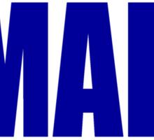 Peyton Manning - Snap Count - OMAHA Sticker