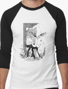 Xerneas Men's Baseball ¾ T-Shirt