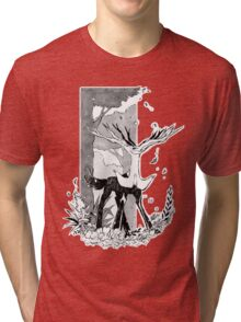 Xerneas Tri-blend T-Shirt