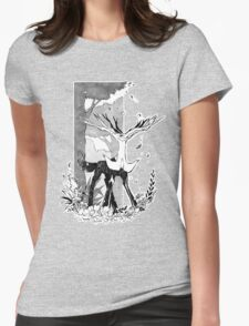 Xerneas Womens Fitted T-Shirt