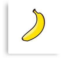 Banana Banana Banana Canvas Print