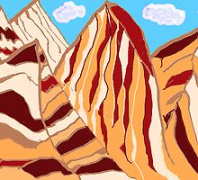Valley of FIre by surfelvis