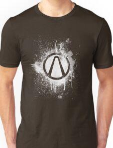 Vault Logo Splatter [V2] Unisex T-Shirt