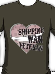 Shipping War Veteran T-Shirt