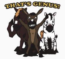 That's Genus! by 100windows