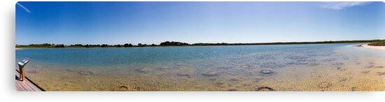 Lake Thetis, Cervantes W.A. by Sandra Chung
