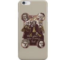 Fearsome Four iPhone Case/Skin