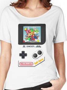 Gameboy Bath Game Women's Relaxed Fit T-Shirt