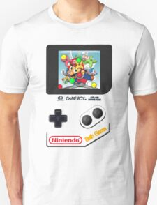 Gameboy Bath Game T-Shirt