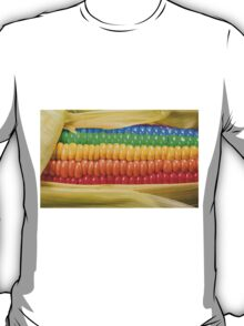 Rainbow Corn T-Shirt