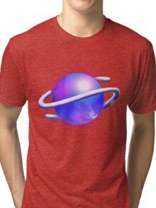 Sega Saturn Forever Tri-blend T-Shirt