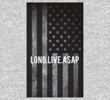 ASAP ROCKY FLAG by TheJokerSolo