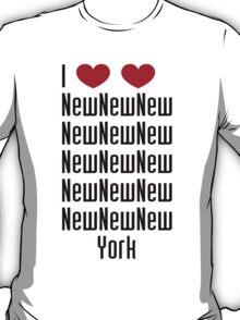 I <3 the 15th NY T-Shirt